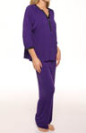 Carole Hochman Midnight Timeless Love Pajama 139421