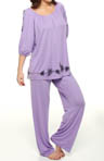 Carole Hochman Midnight Love Me Tonight PJ Set 139454