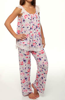 Carole Hochman Midnight 139471 Kiss By A Rose Pajama