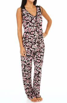Carole Hochman Midnight After Dark PJ Set