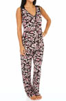 Carole Hochman Midnight After Dark PJ Set 139611