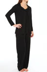 Carole Hochman Midnight Forever & Always Pajama Set 139656