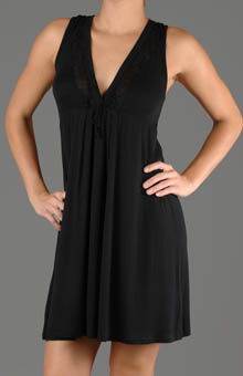 Carole Hochman Midnight 182532 About Last Night Modal and Venise Chemise