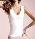 Cass Luxury Shapewear Invisibellas V-Neck Camisole 1540