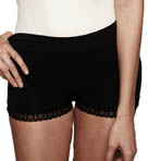 Shaper Short with Lace Hem