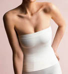 Cass Luxury Shapewear 2 in 1 Bustier or 16 1/2 Inch Half Slip Shaper 3020