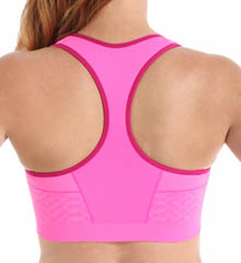 Space Dye Seamless Sports Bra