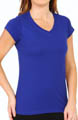 Champion Favorite V Neck Tee 7842