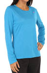 Champion Powertrain Long Sleeve Heather Tee 7964