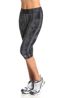 Double Dry Fitness Absolute Workout Knee Pant