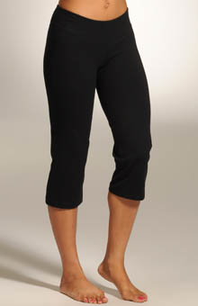 Double Dry Cotton Fitness Capri