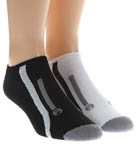 Champion Double Dry High Performance No Show Sock - 2 Pack CH208