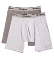 Champion Performance Stretch Long Boxer Brief - 2 Pack U47C