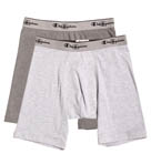 Champion 2 Pack Performance Stretch Long Boxer Brief U47C