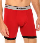 Champion 2 Pack Performance Stretch Regular Boxer Brief U48C