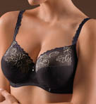 Chantelle St. Honore 3 Part Cup Underwire Bra 1981