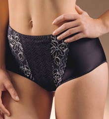 St. Honore Hi Waisted Control Brief Panty