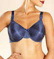Chantelle Hedona Printed Molded Seamless Underwire Bra 2331