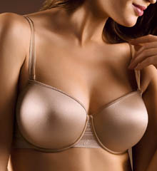 Pure Memory Foam Convertible T-Shirt Bra