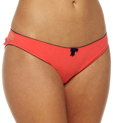 Claudette Sophia Ruffled Back Panty 002001