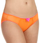 Claudette Dessous Neon Bikini Panty 311PNE