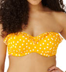 Betty Frill Bandeau Swim Top