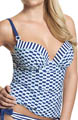Cleo by Panache Lucille Molded Plunge Tankini Swim Top CW0061