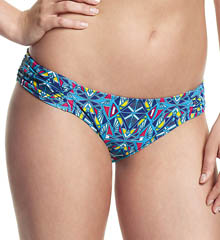 Cleo by Panache Jecca Gathered Swim Pant CW0106
