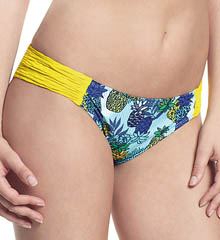 Cleo by Panache Carmen Gather Pant Swim Bottom CW0116