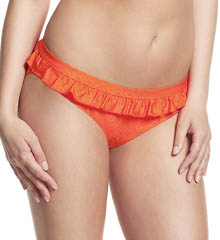 Cleo by Panache Rita Frill Waist Pant Swim Bottom CW0129