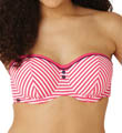 Cleo by Panache Lucille Padded Bandeau Swim Top CW0193