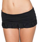 Coco Rave Solids Ruffle Skirt Swim Bottom R65180