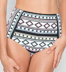 Coco Rave Most Wanted High Waisted Swim Bottom R84366