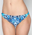 Coco Reef Grotto Snake Skinny Dip Swim Bottom U17065