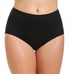 Coco Reef Solids High Waist Swim Bottom Plus Size UX4051