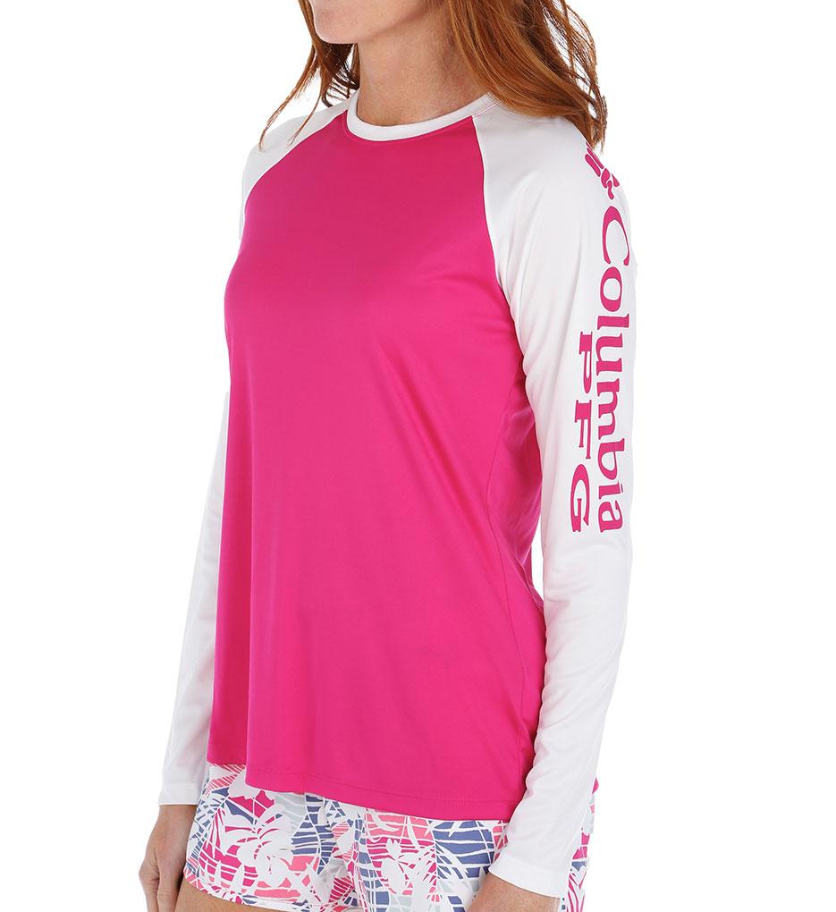 Columbia Tidal Tee Ii Long Sleeve Rash Guard Shirt 1577661