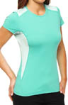 Freeze Degree Short Sleeve Top