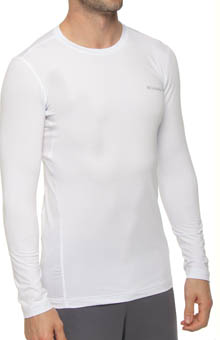 Columbia Men's Coolest Cool Long Sleeve Top