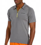 Freeze Degree Short Sleeve Polo