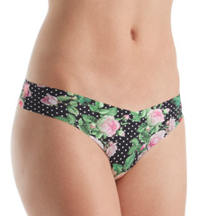 Commando Thong Low-Rise