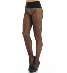 Commando Chelsea Stripe Net Tight HN004