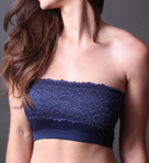 Coobie Strapless Lace Bandeau Bra 9062