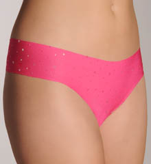 Aire Iridescent Low Rise Thong