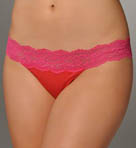 Cosabella Ever 2 Tone Low Rise Thong EVT03ZL