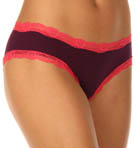 Cosabella Giulietta Two Tone Low Rise Hotpants Panty GIU0721