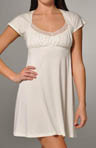 Hortensia Cap Sleeve Chemise Dress