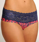 Love Print Low Rise Hot Panty