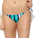 Loire Low Rise String Bikini Swim Bottom
