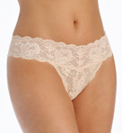 Never Say Never Bootie Lace Thong