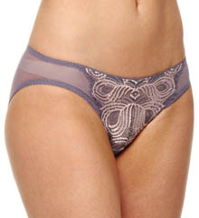 Peacock Low Rise Bikini Panty